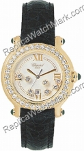 Chopard Happy Sport 18kt Gold 276144-23-0008 (27/6144-23/11y)