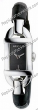 Gucci Black Bamboo Ladies Watch YA068520