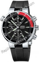 Oris Diver Chronograph Mens Watch 674.7599.71.54.RS