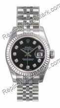 Rolex Oyster Perpetual Lady Datejust Ladies Watch 179174-BKDJ