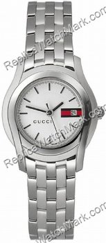Gucci 5500 Series Steel Ladies Watch YA055513