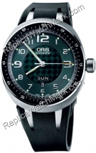 Oris TT3 Day Date Herrenuhr 635.7589.70.67.RS