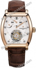 Vacheron Constantin Malte Tourbillon Regulator Mens Watch 30080.