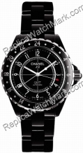 Chanel J12 H1628 diamantes reloj unisex