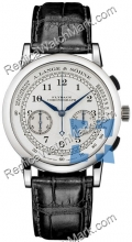 A Lange & Sohne 1.815 Mens Chronograph Watch 401,026