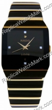 Rado Anatom Jubile Tungsten Carbide & Gold Mens Watch R10385711