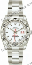 Swiss Rolex Oyster Perpetual Datejust Mens Watch 116264-WSJ