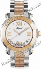 Acier Chopard Happy Sport & Gold 278488-9001 (27/8488)