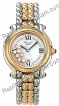 Chopard Happy Sport Steel & Gold 278237-4013 (27/8237-23)