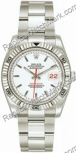 Swiss Rolex Oyster Perpetual Datejust Mens Watch 116264-WSO