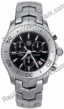 Tag Heuer Link Quartz Chronograph 1/10th cj1110.ba0576