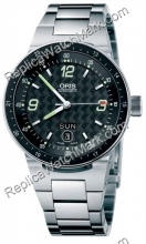 Oris WilliamsF1 Team Day Date Mens Watch 635.7595.41.64.MB