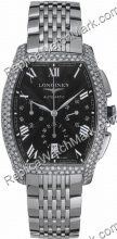 Longines Evidenza Mens Chronograph Automatic L2.643.0.51.6