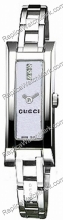 Gucci 110 G-Link White MOP Ladies Watch YA110516