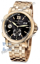 Ulysse Nardin Dual Time 42 mm Mens Watch 246-55-8-32