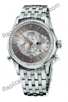 Oris Artelier Worldtimer Mens Watch 690.7581.40.51.MB