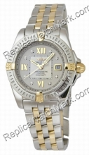 Breitling Windrider Cockpit Lady Diamond Watch B7135612-G5-367D