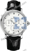Chronograph Mens Watch 6185.1127.55 Blancpain Villeret