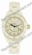 Chanel J12 Diamonds H1628 Unisex-Uhr