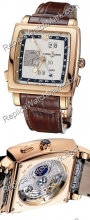 Ulysse Nardin Quadrato Dual Time Perpetual Mens Watch 326 à 90,6