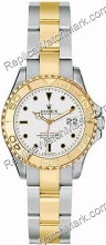 Rolex Oyster Perpetual Lady Yachtmaster Damenuhr 169623-WSO