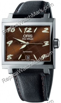 Oris Dizzy Gillespie Limited Edition Mens Watch 733.7593.40.89.L