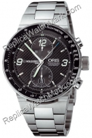 Oris WilliamsF1 Team Chronograph Mens Watch 673.7563.41.84.MB
