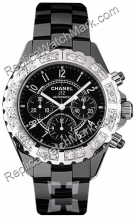 Chanel J12 Diamonds Mens Watch H1178