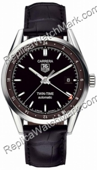 Tag Heuer Carrera Twin Time wv2115.fc6180
