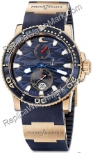 Ulysse Nardin Blue Surf Limited Edition Mens Watch 266-36LE-3