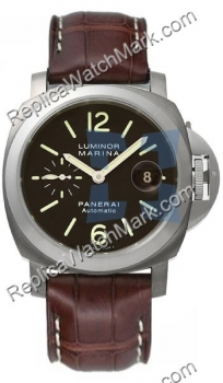 Panerai Luminor Marina Automatic 44mm Mens Watch PAM00240