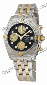 Breitling Mens Windrider Cockpit Chrono Watch B1335812-B7-366D