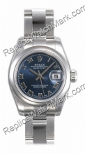 Rolex Oyster Perpetual Datejust Lady Ladies Watch 179160-BLRO