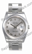 Swiss Rolex Oyster Perpetual Datejust Mens Watch 116 200 membres
