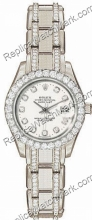 Rolex Oyster Perpetual Datejust Ladies Lady Diamond Pearlmaster