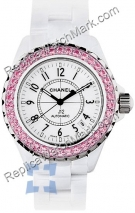 Chanel J12 Diamonds Unisex Watch H1182
