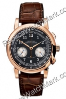 A Lange & Sohne 1.815 Mens Chronograph Watch 401,031
