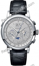 A Lange & Sohne Datograph Mens Perpetual ver 410.025E