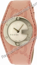Gucci G-Watch Baureihe 107 Pink Damenuhr YA104537