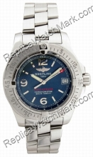 Breitling Aeromarine Colt Oceane Steel Blue Ladies Watch A773801