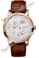 A Lange & Sohne Lange 1 Time Zone Mens Watch 116.032