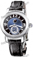 Ulysse Nardin Macho Palladium 950 Mens Watch 278-70,632