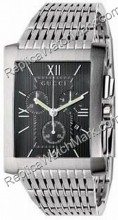 Gucci 8600 Serie Steel Chronograph Black Herrenuhr YA086309