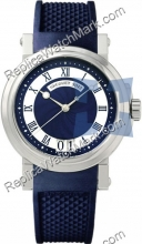 Breguet Marine Automatic Big Date Mens Watch 5817ST.Y2.5V8