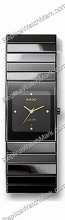 Rado Ceramica Black Mens Watch R21347712