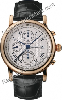 Montblanc Star Automatic XXXL Chronograph Mens Watch 36038