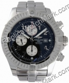 Breitling Aeromarine Super Uomo Steel Avenger Black Watch A13370