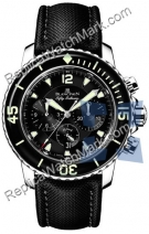 Blancpain Fifty Fathoms Flyback Chronograph Мужские часы 5085F-113