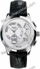 Hommes PanoGraph Glashutte Watch 61-01-02-02-04