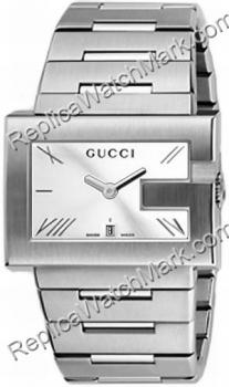 f5a7dbb4f71 Swiss bands watches   Gucci G-Watch 100G Steel Mens Watch YA100306 ...